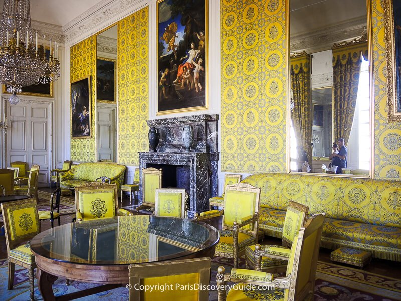 Louis-Philippe's family room at the Grand Trianon
