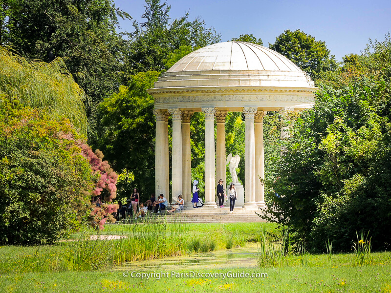 Temple of Love at the Petit Trianon