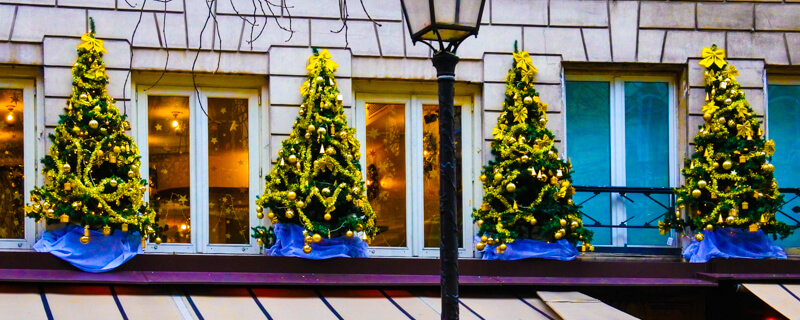 Christmas in Paris - Things to Do and See