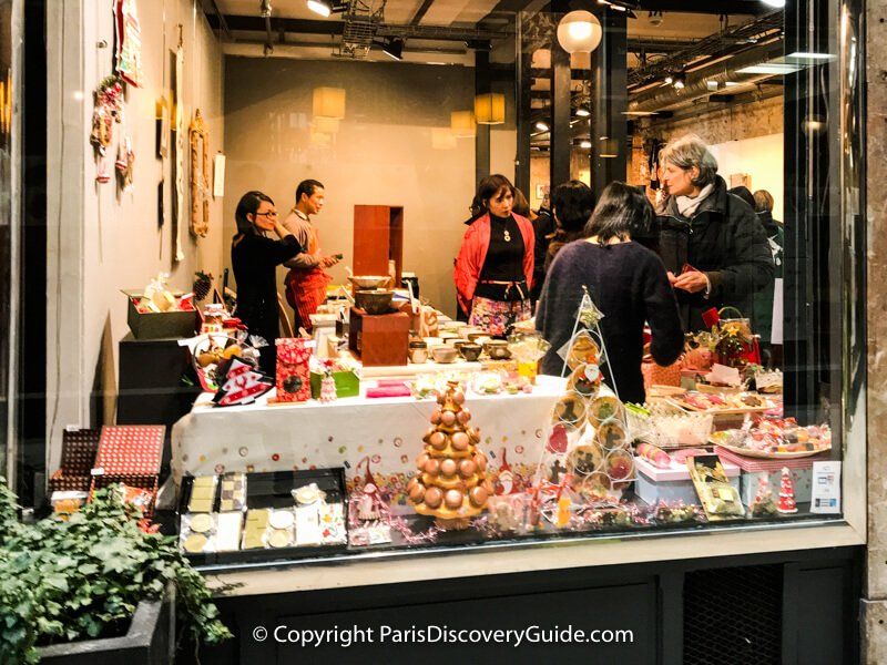 Pop-up Japanese Holiday Market at Galerie Choiseul in the 2nd arrondissement