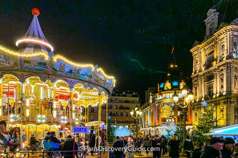 Paris Christmas Market 2020 Dates Paris Christmas Markets 2020   Paris Discovery Guide