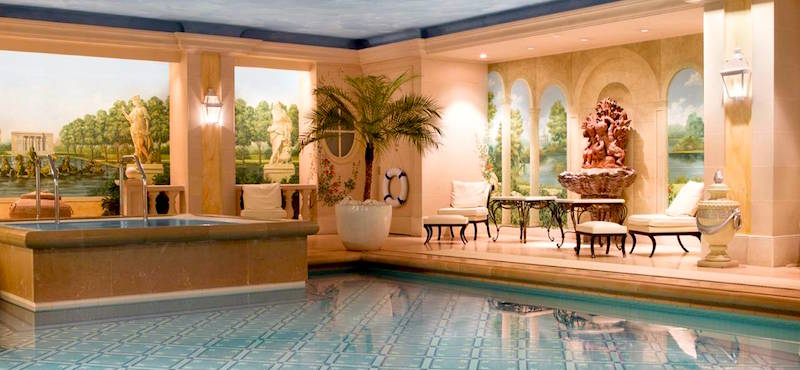 Spa at Four Seasons Paris George V