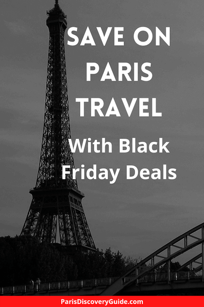 Guide to Black Friday Deals in Paris