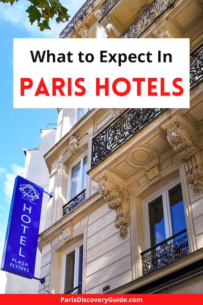 Paris hotel near Arc de Triomphe